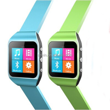 Cheap Touch screen mp3 mp4 mp5 player with wifi Bluetooth Pedometer Clock