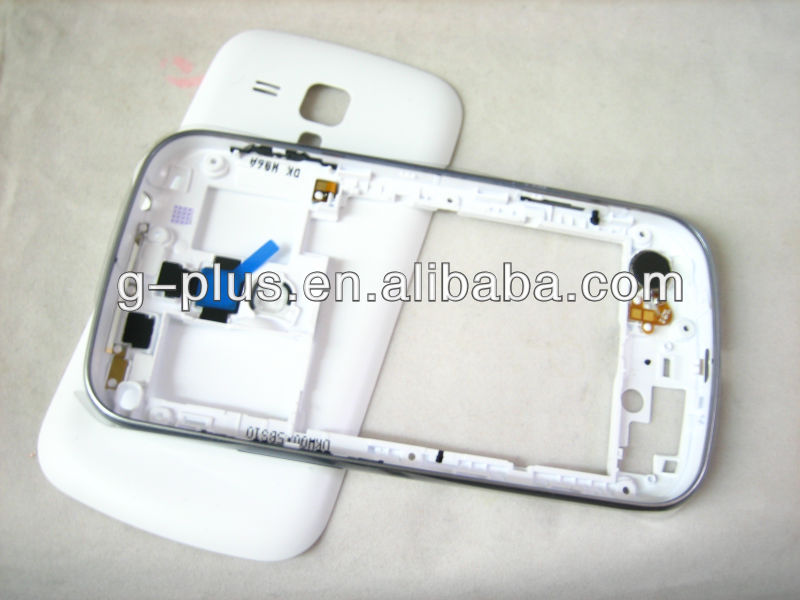 Cover Housing for Samsung Galaxy S Duos GT-S7562 S7562 White