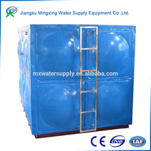 Top selling customized capacity stainless steel fish water tanks