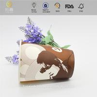 Tuo Xin New Design flexo printing popcorn paper cups cup cake maker with low price