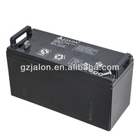 AGM vrla battery, storage battery 12V120Ah