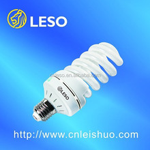 2016 main product Factory direct sale full spiral 24W 26W 32W energy saving lamps