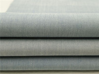 100% cotton gradually changing color chambray yarn dyed fabric for shirt