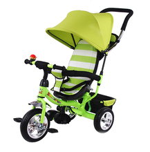 2017 new models in low price hot sale models 3 wheel bike baby tricycle for children