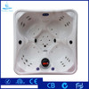 Seastar Spas Brand Best Price Portable Acrylic Balboa Massage Spa Tubs