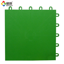 CE Standard pp interlocking basketball flooring applicable to indoor