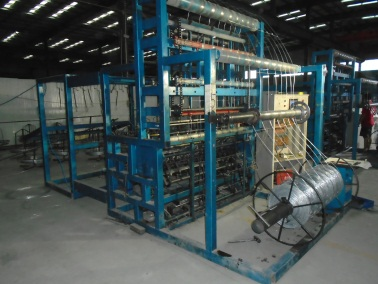 Wire Mesh Making (Wire Mesh)