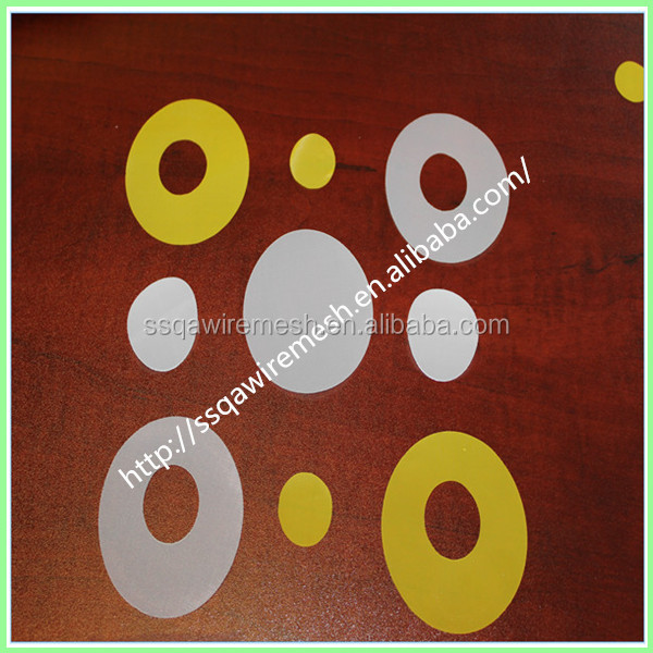 2014 Laser cutting filter mesh circles Fabrication Services