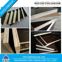 pine/birch film faced plywood with best price and good quality in shouguang