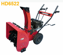 "Hot Selling 24"" Gas 6.5HP Snow Thrower"