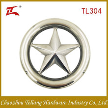 Welding Stainless Steel Gate Ornamental Star Accessories
