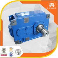 Industrial B series direction changing gearbox for bitumen equipment