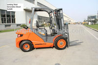 Lonking 3ton pipe forklift