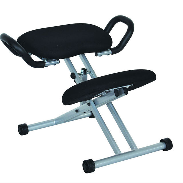 quality fabric kneeling chair /steel frame structure office chair/ergonomic design task chair