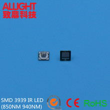 1W 2W 3W smd 3939 IR 850nm high power ir led led for Night vision use