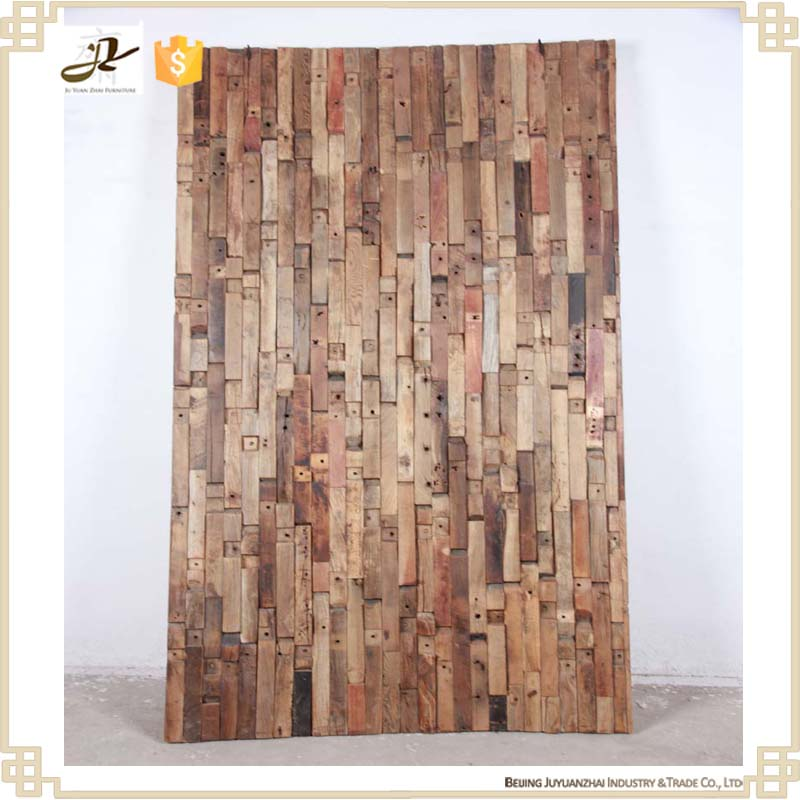 Recycled Wood Solid Wood Interior Wall Paneling Wholesale Buy Wall Paneling Wholesale Wood