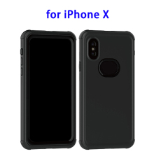 In Stock Now Waterproof Shock-proof Cover for iPhone X Phone Case