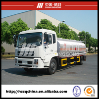 Custom fuel heavy oil delivery tanker truck for sale