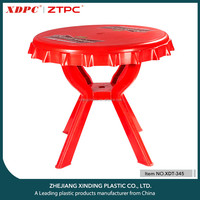 Economical Custom Design Plastic Table Top
