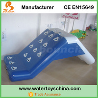 Inflatable Floating Water Slide, Pool Inflatable Slide For Sale