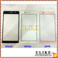 Repair Parts Front Glass For Huawei Ascend P6 glass