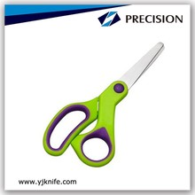 2015 Hot Selling Student Scissors with Soft Grip Handles