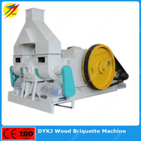Highly appreciated biomass rice husk briquette machine for sale