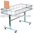 Mobile Folding Display Table / Merchandiser Table