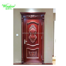 Popular PVC MDF Bedroom Door Design