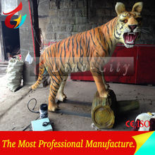Real Resin Tiger Model For Sale