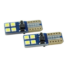New design Auto Parts 194 168 W5W T10 canbus 8smd 3030 Led Parking Interior Light Bulb