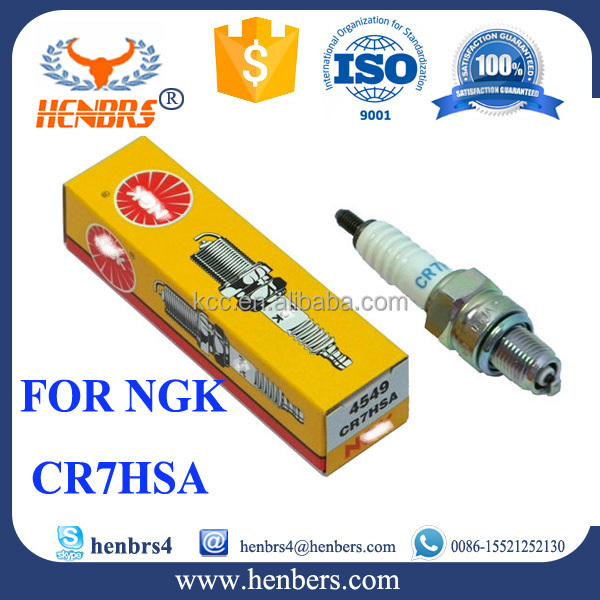 Engine new premium for ngk c7ha/c7hsa /ac7r/a7tc/ a7rtc spark plug Honda parts