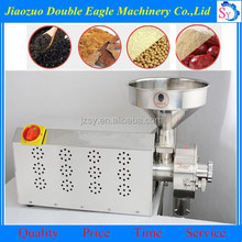 horizontal good quality cocoa bean grinding machine /electric coffee grinder