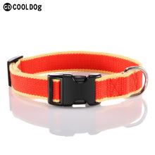 Several Colors Organic Earth Friendly Stylish Bamboo Dog Collar