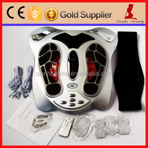 Professional home use electric foot massager