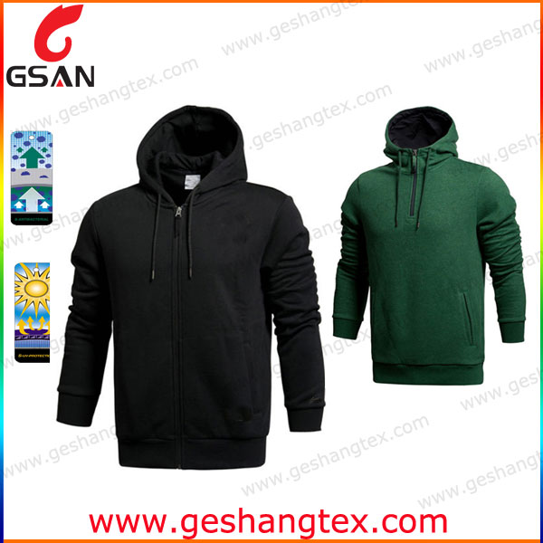 Fashion clothing mens bulk hoodies