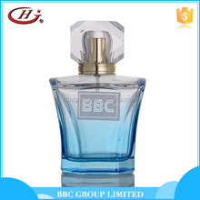 BBC Middle East Series - ME026 Portable active man glass bottles natural blue perfume