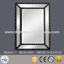 gold coated mirror