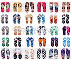 newest rubber flip flops China sublimation flip flops child nude beach flip flop