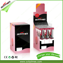 Ocitytimes Soft Filter Waterproof E cigarette 500 Puffs Disposable Electronic Cigarette