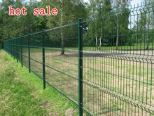 Made In Guangzhou Welded Wire Mesh Fence / School Playground Fence / Metal