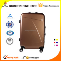 Travel Bags Trolley Luuage With Aluminum