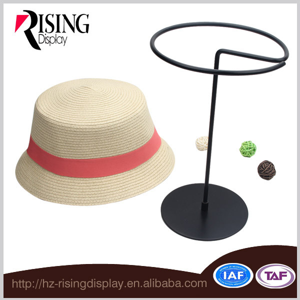 Show Room light Weight Luxury Women's fitted hat rack