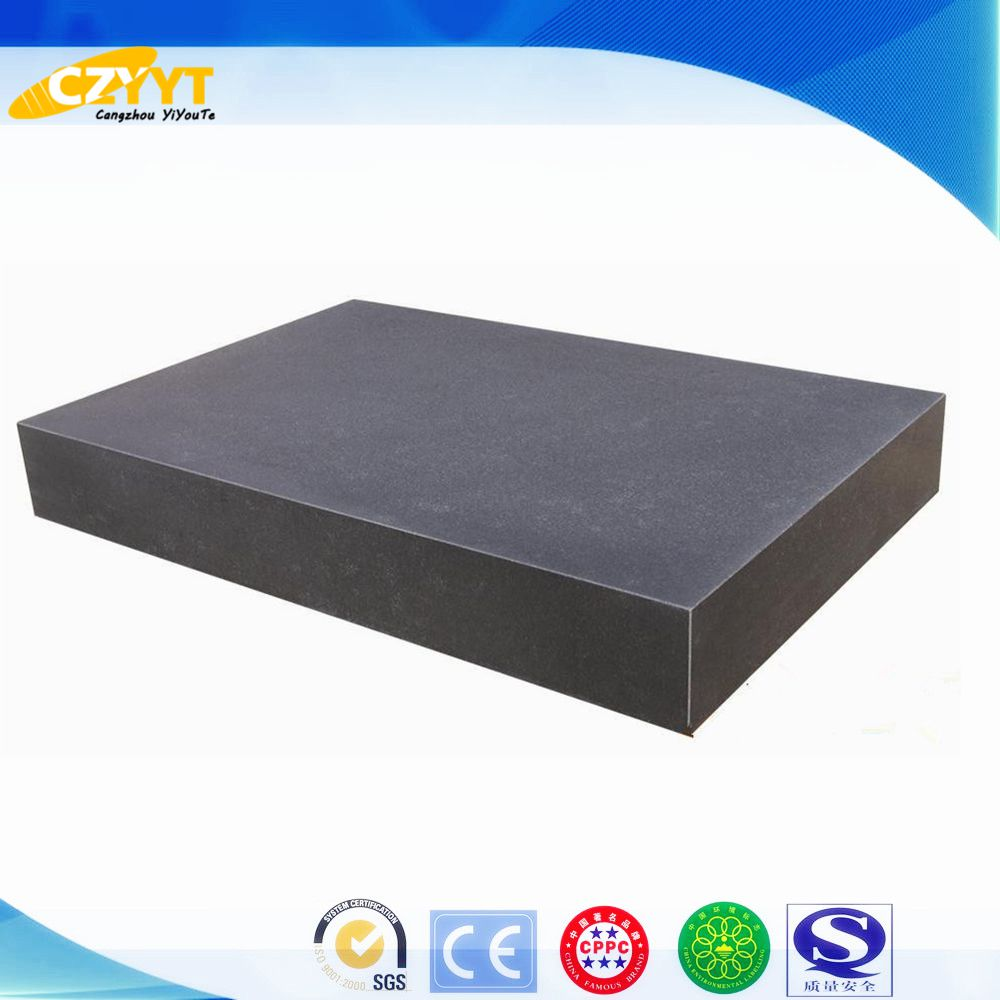 Brand new ductile iron three coordinate surface plate with high quality