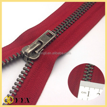 garment accessories wholesale nickel free all kind of zipper