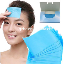 Make Up Oil Absorbing Blotting Facial Face Clean Paper