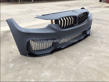 Front bumper used for BMW 3 series F30/F35 M3 2013-2014