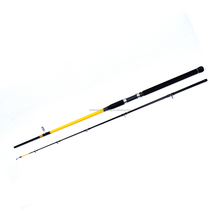 Topline Tackle 2017 New Style Fishing Tackle Fishing Power Stick Fishing Rod Never Crack For Saltwater