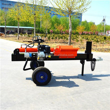 forestry machine new gasoline type super log splitting machine cheap for sale