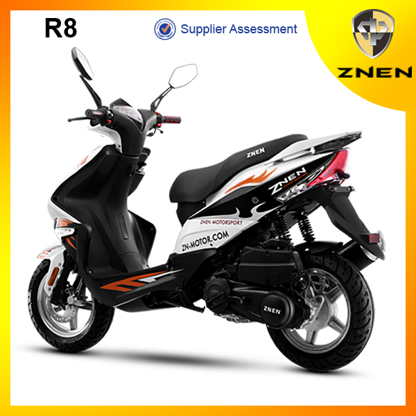 ZNEN MOTOR-- New design motorcycle 125CC motor with eec certification nice design racing bike